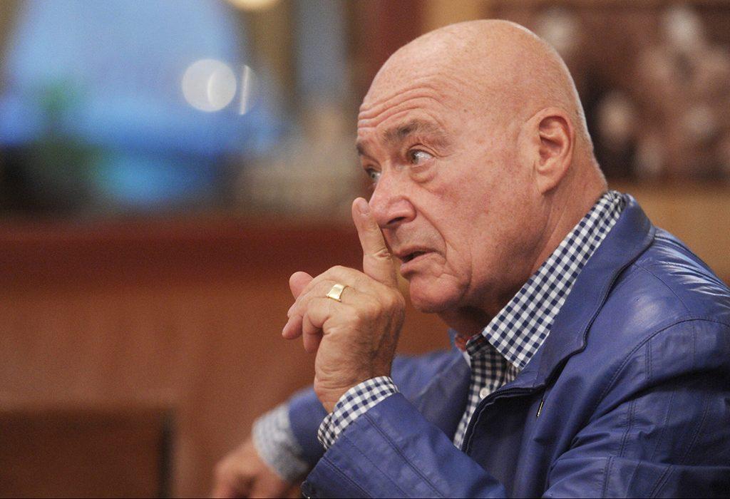 Легенда журналистики Владимир Познер выступит в Минске с творческим вечером 3