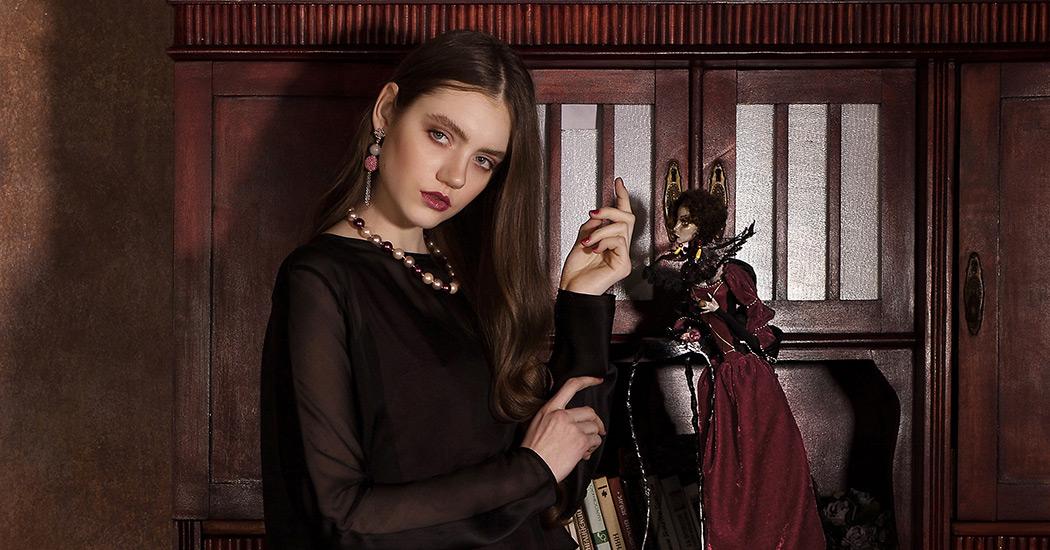 Аделина Синяк, агентство моделей «Студия Тамара»