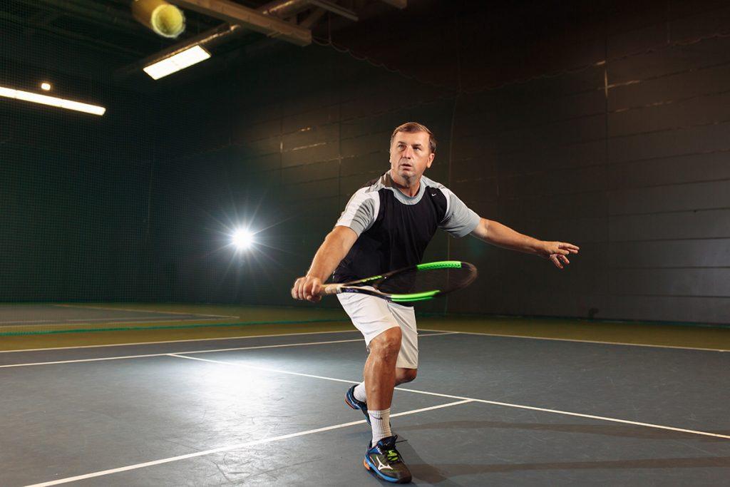 Академя Тенниса и Сквоша Falcon Club (1)