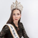 Алина Глебок Мисс мира и добра