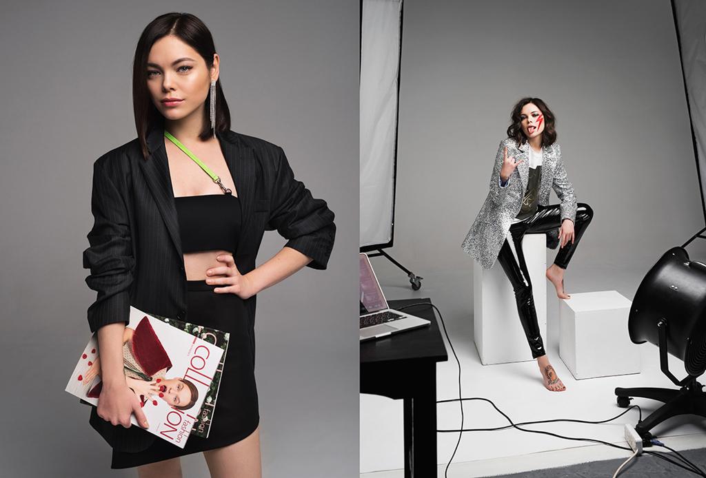 Анастасия Карасёва, шеф-редактор Fashion Collection