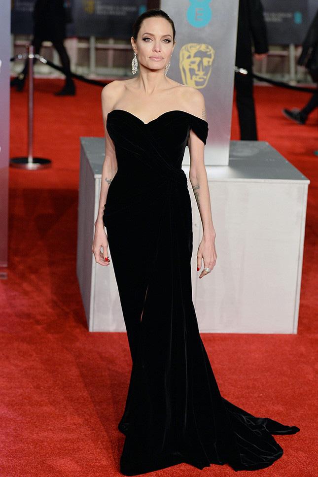 Анджелина Джоли в Ralph&Russo