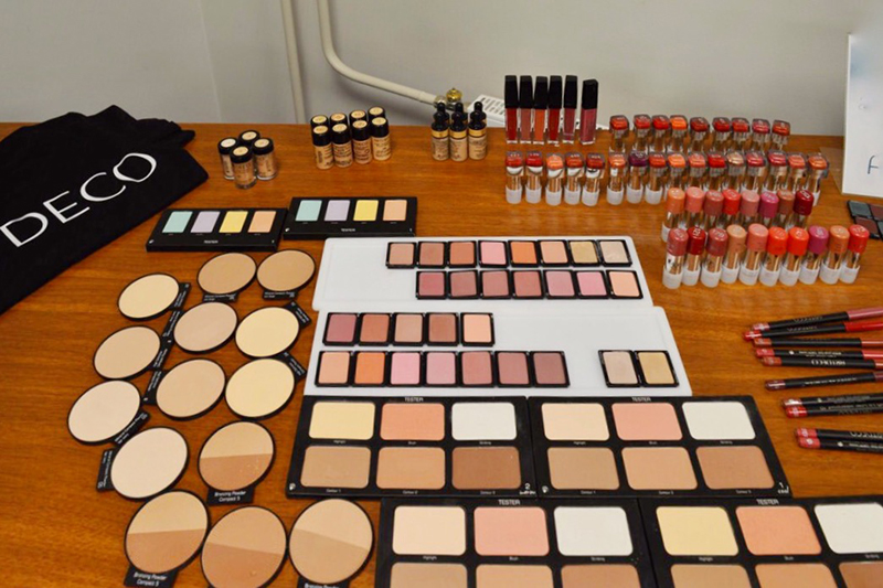 Artdeco макияж BFShow