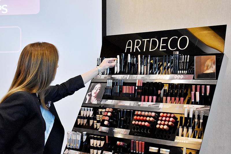 Artdeco немецкая косметика