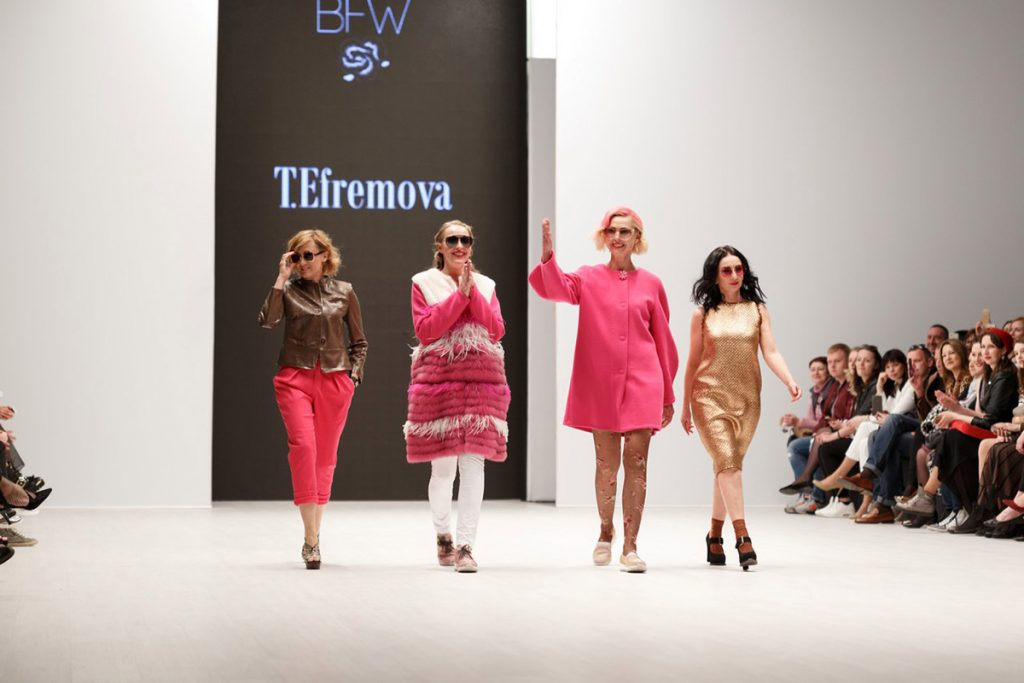 Belarus Fashion Week мода