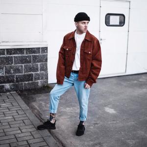 fashion-блогер Дима Бичык