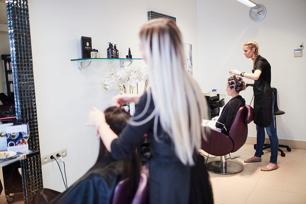 EVO-Wellness-Club СПА уход за волосами