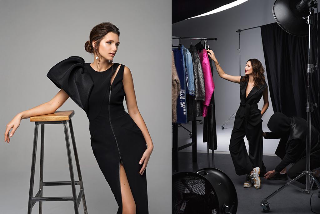 Екатерина Железная, директор бутика Patrizia Pepe