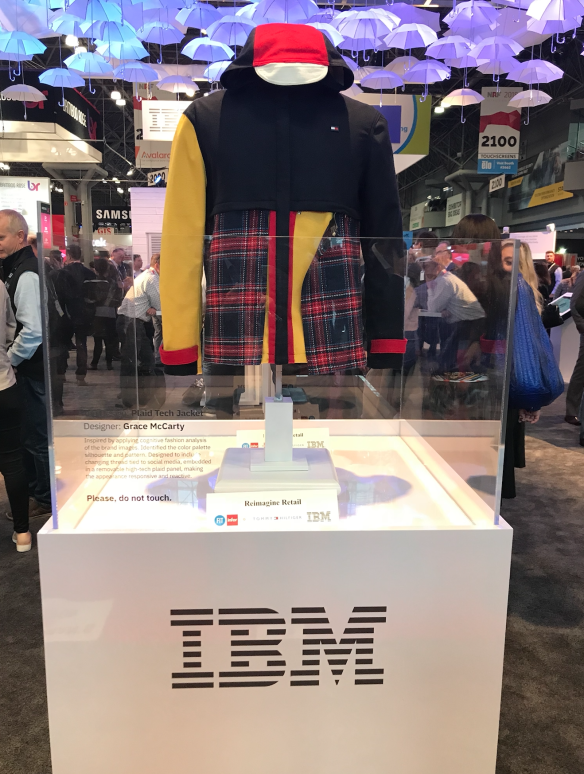 FIT, Tommy Hilfiger, and IBM