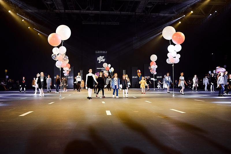 Fashion show Belarus Minsk