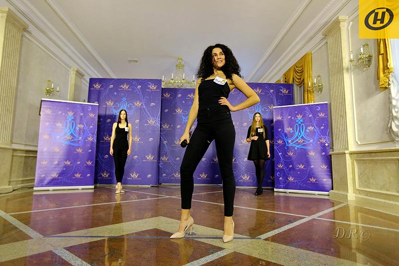 Кастинги Мисс Беларусь 2018