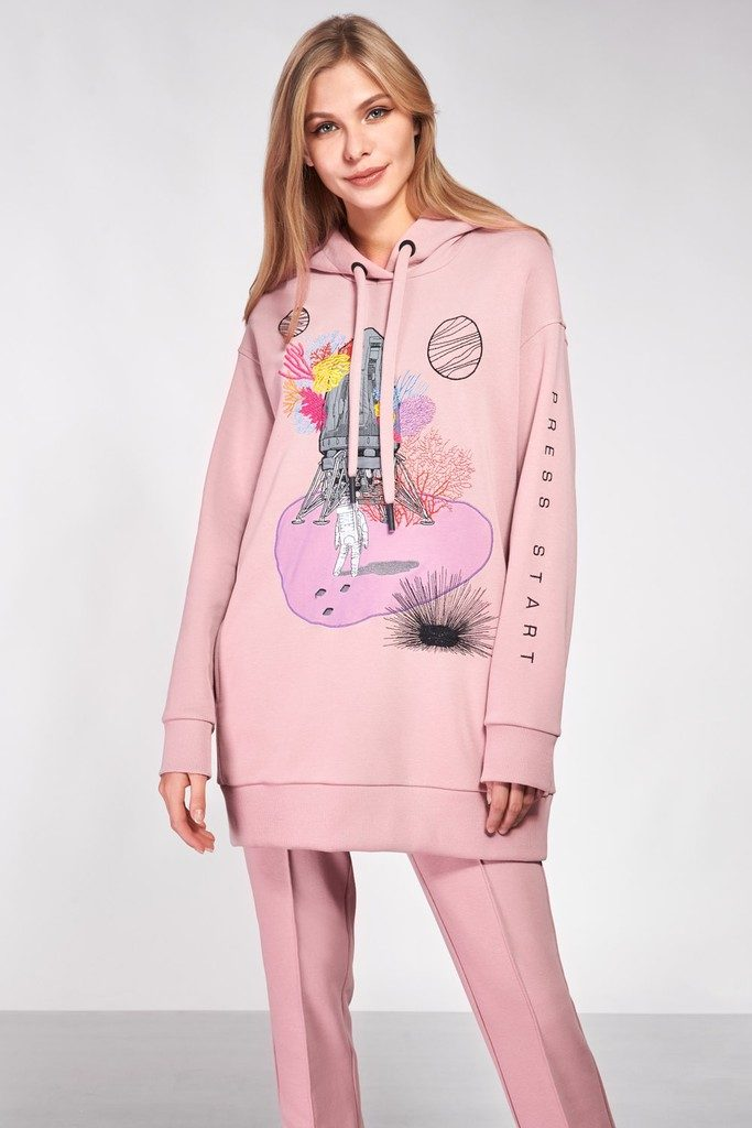 «Nemo point» – новая коллекция одежды LIMI 16