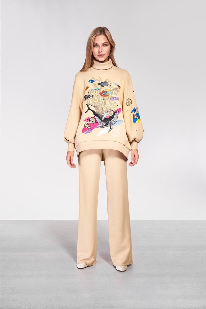 «Nemo point» – новая коллекция одежды LIMI 37