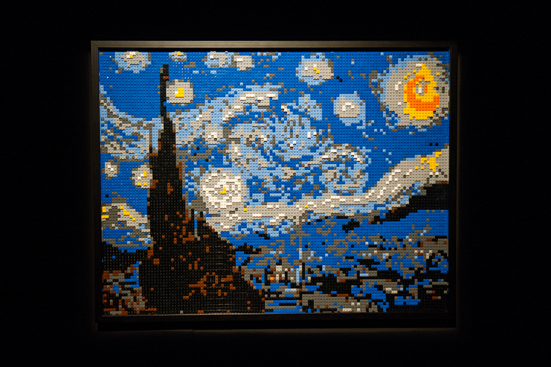 Главная выставка года: The Art of the Brick. ИСКУССТВО ЛЕГО! 6