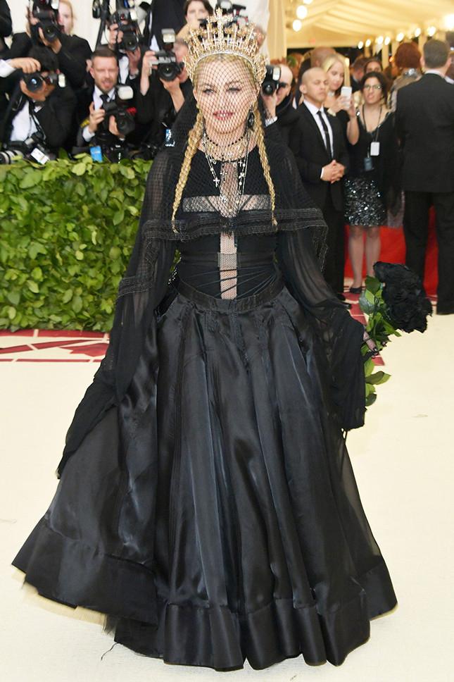 Мадонна, Jean Paul Gaultier