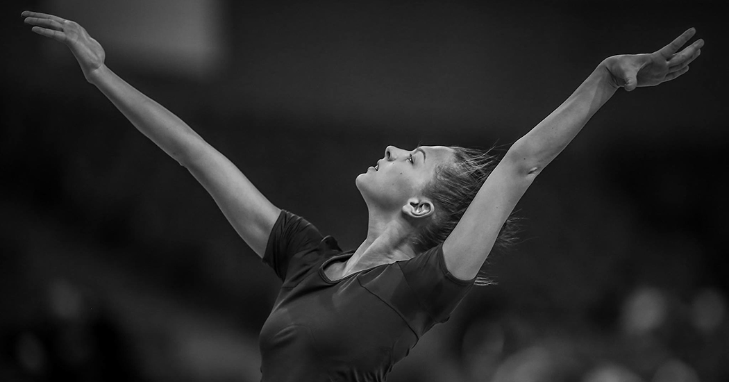 Мелитина Станюта гимнастика спорт