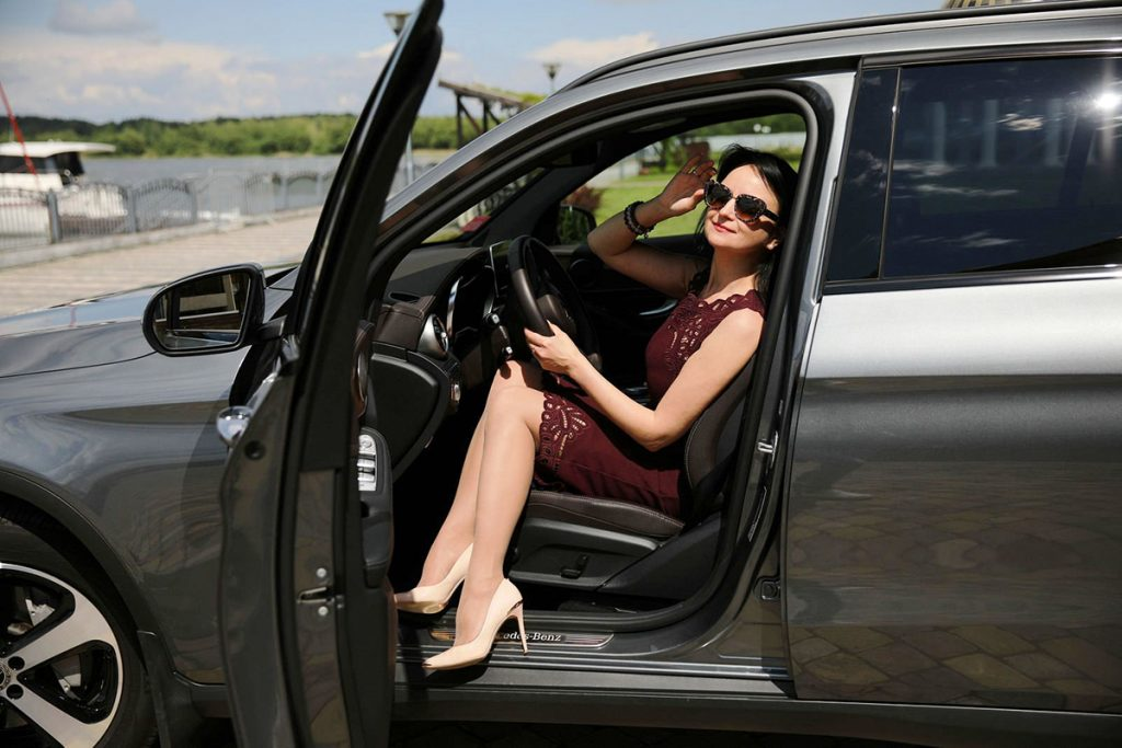 Mercedes-Benz GLC и Mulberry Club