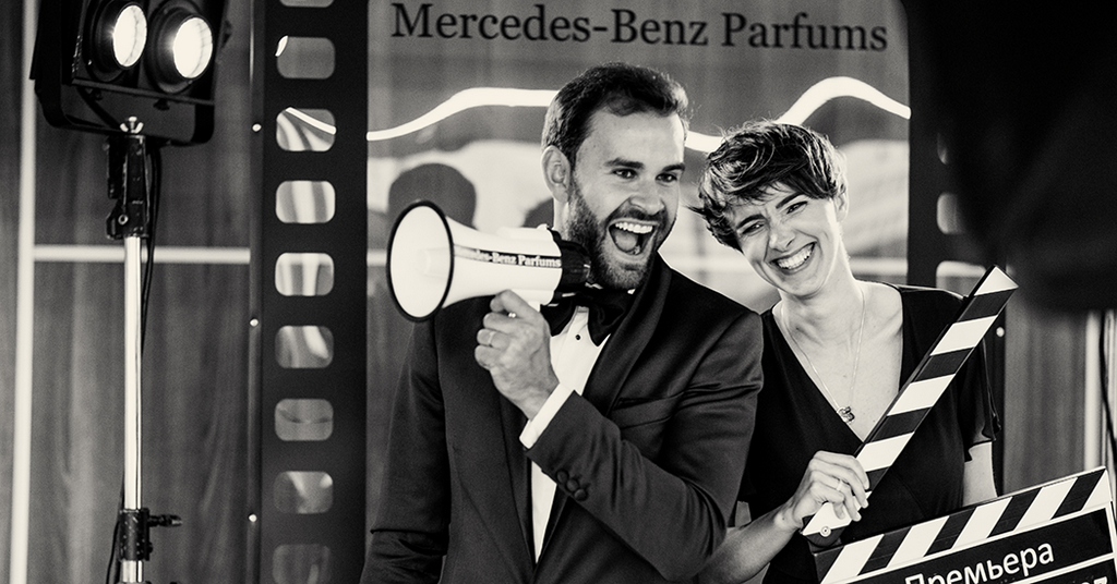 Mercedes-Benz Parfums_Кравт