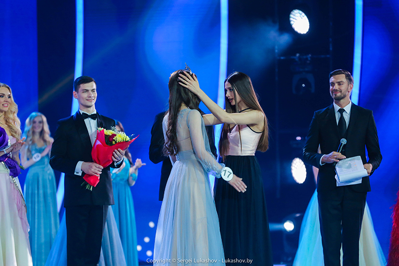 Мисс Беларусь 2018 Мария Василевич