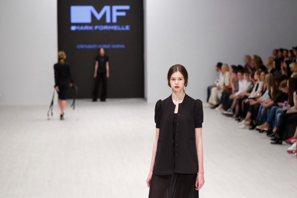 New Names Belarus Fashion Week by Mark Formelle
