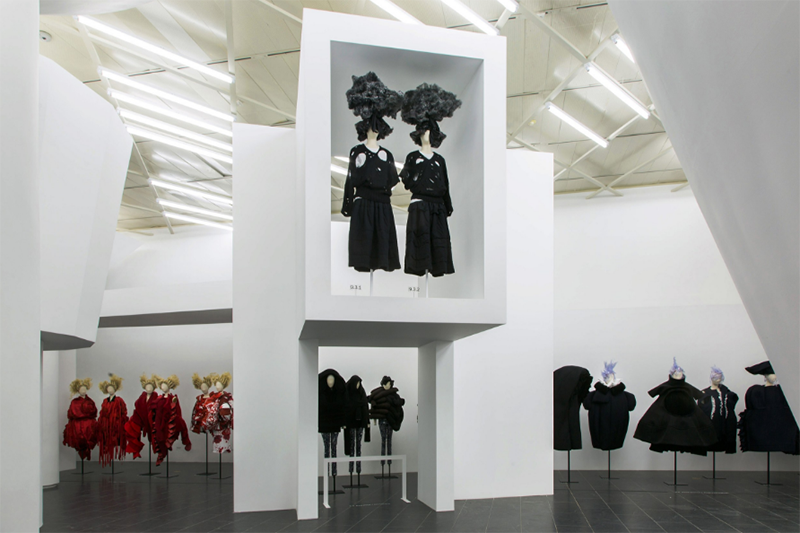 Rei KawakuboComme des Garçons Art of the In-Between