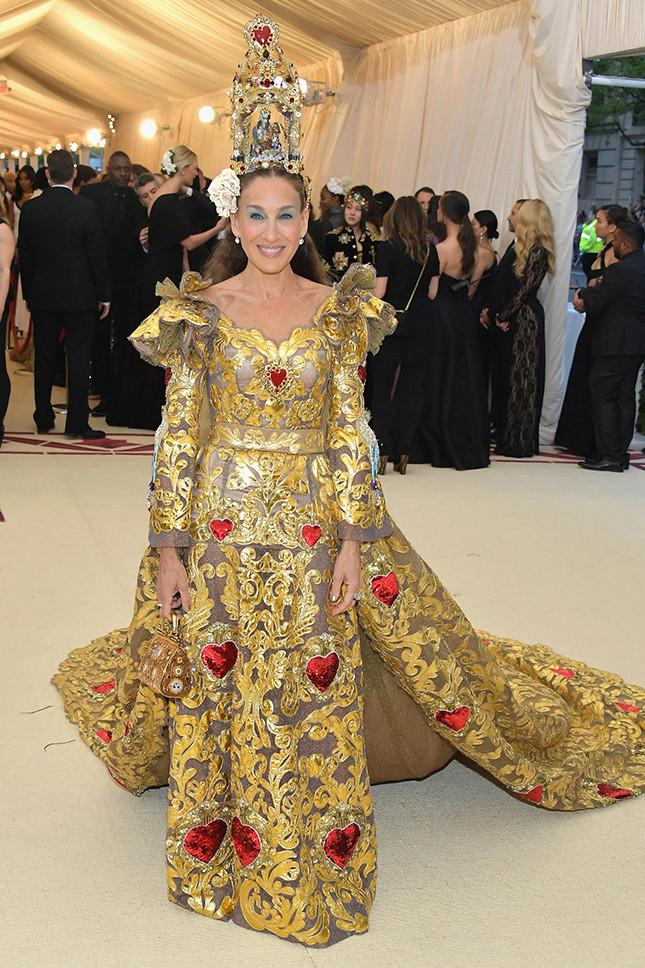 Сара Джессика Паркер, Dolce& Gabbana