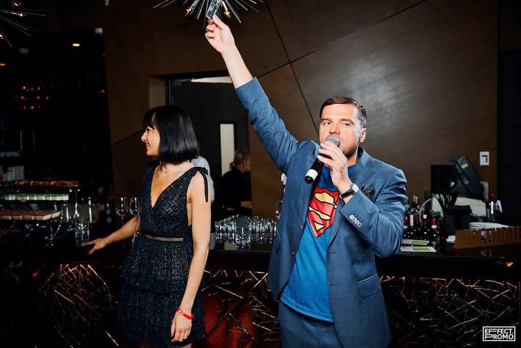 SuperHero Party в DoubleTree by Hilton