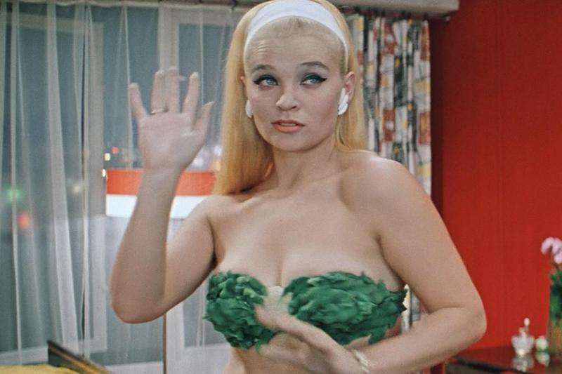 Светлана Светличная («Бриллиантовая рука», 1968)