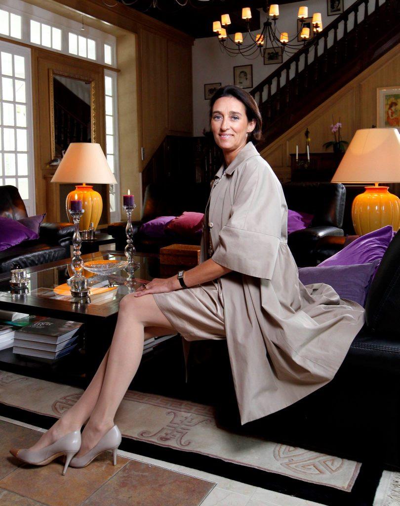 французская принцесса Таня де Бурбон Пармская