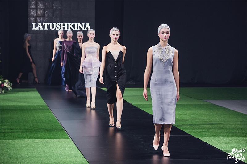 Юлия Латушкина_Brands Fashion Show