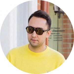 Илья Трифоненков fashion-блогер