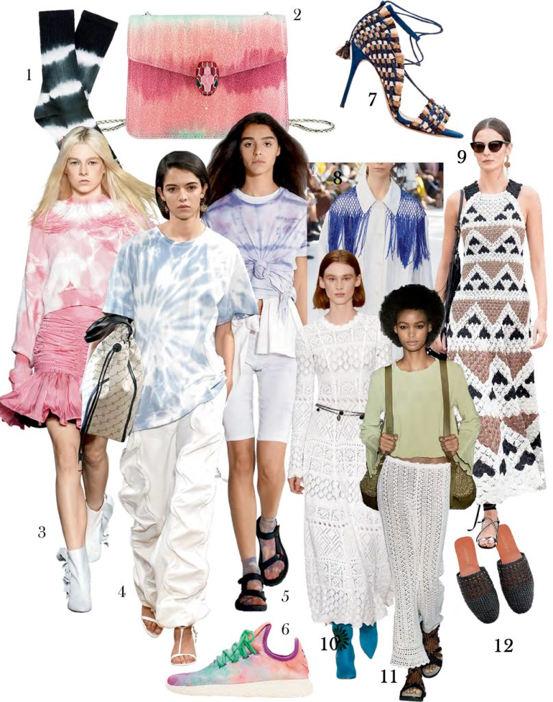 Модные тенденции (лето 2019) 1