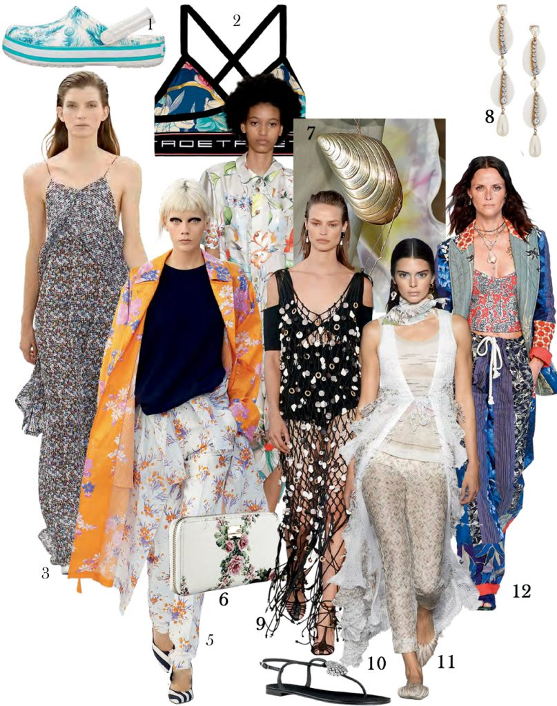 Модные тенденции (лето 2019) 2