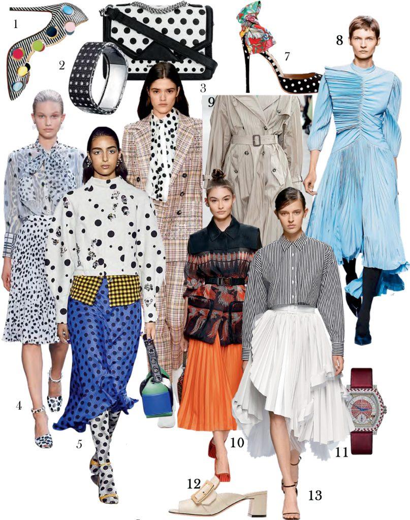 Модные тенденции (лето 2019) 3