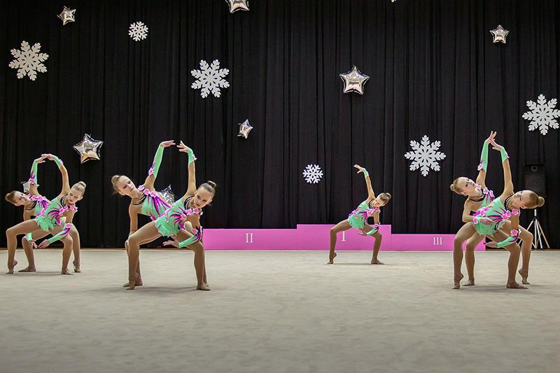 эстетическая гимнастика Сильфида