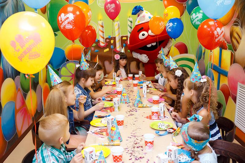 карамелька детский развлекательный центр