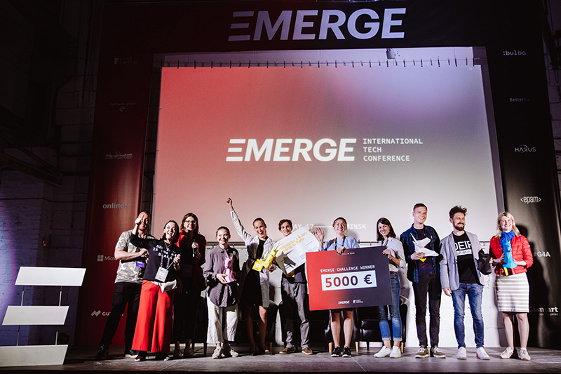 конференция Emerge