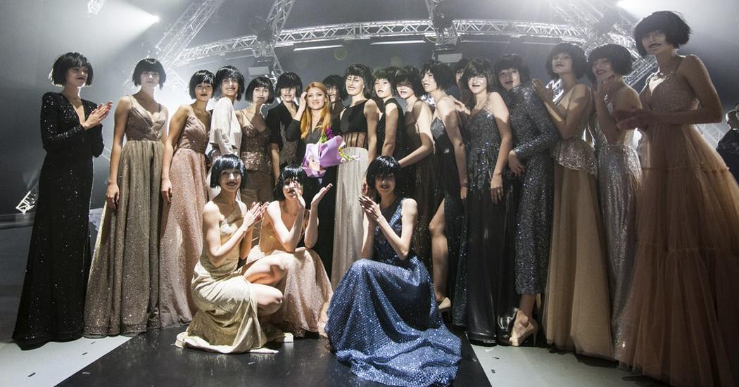 Brands Fashion Show: LATUSHKINA