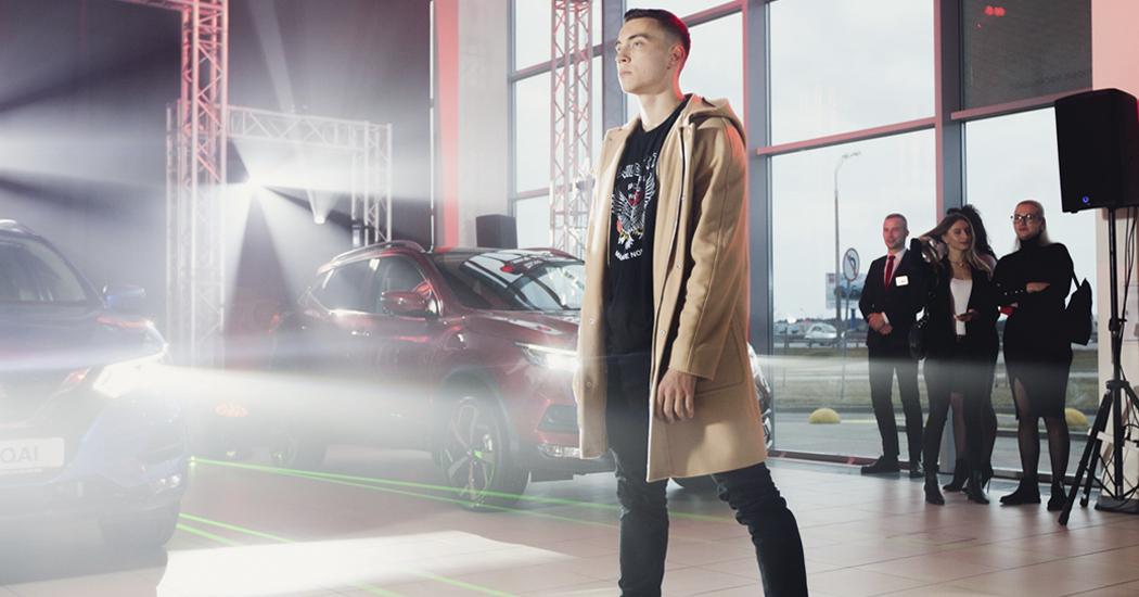 Презентация Etelier в «ДрайвМоторс» Nissan