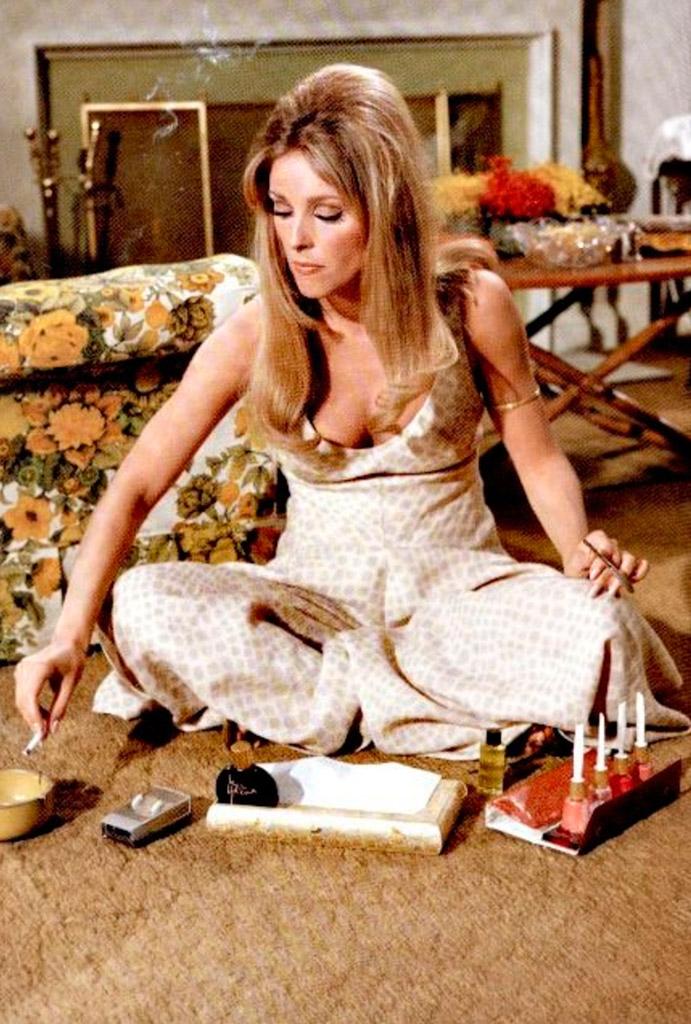 девушки, которые олицетворяли стиль 60-х