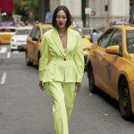 Street-style Недели моды в Нью-Йорке
