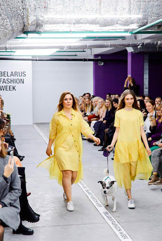 Belarus Fashion Week: показы Candy Lady и T.Efremova