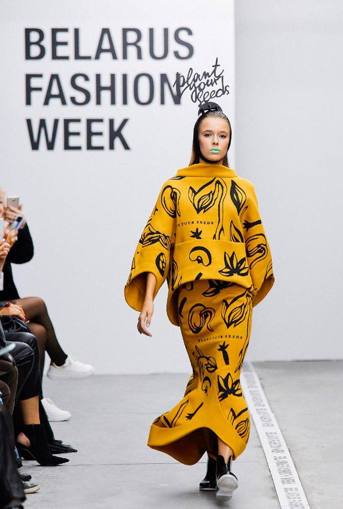 Belarus Fashion Week: арт и естественность Historia Naturalis
