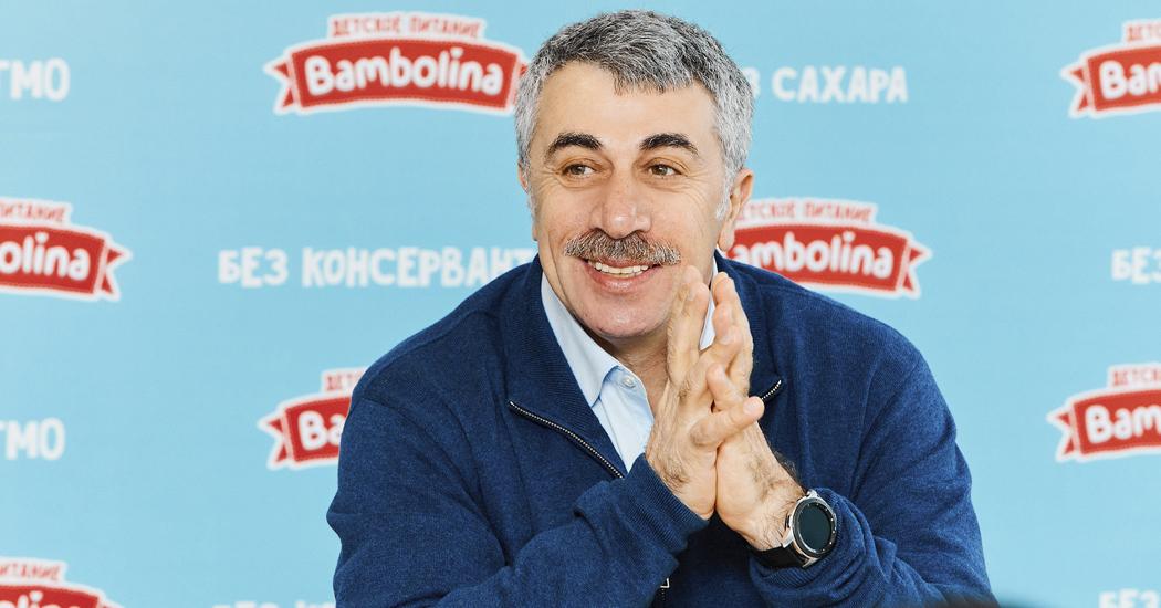 Bambolina пригласила доктора Комаровского