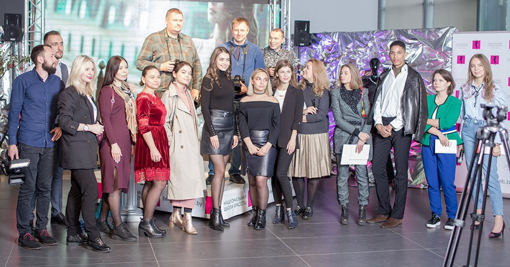 презентация дизайнерских нарядов для Мисс Беларусь-2018