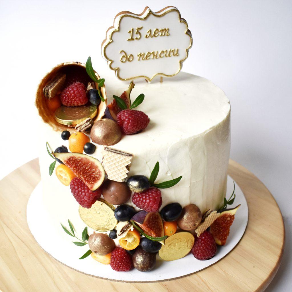 съедобный декор торт