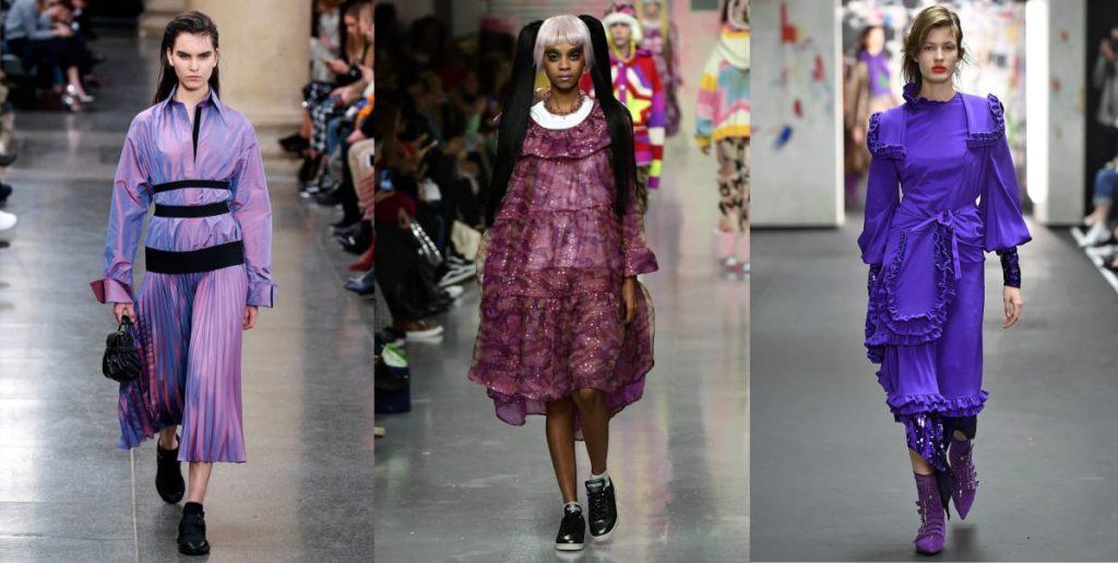 5 трендов Лондонской Недели Моды 2