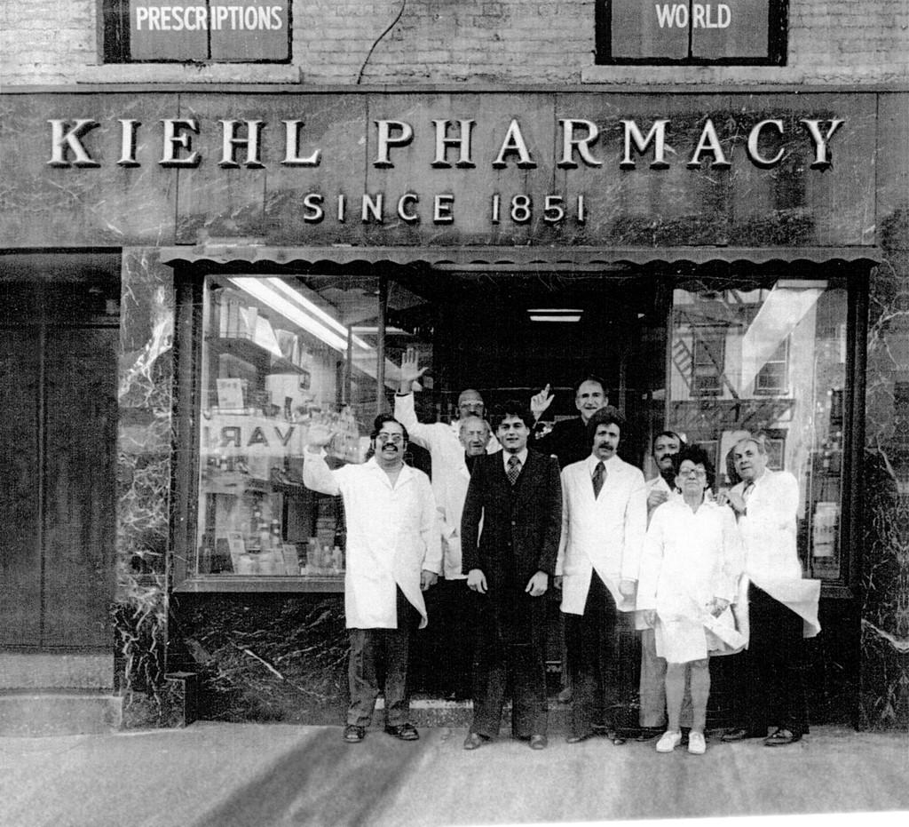 Добро пожаловать в Kiehl's 2