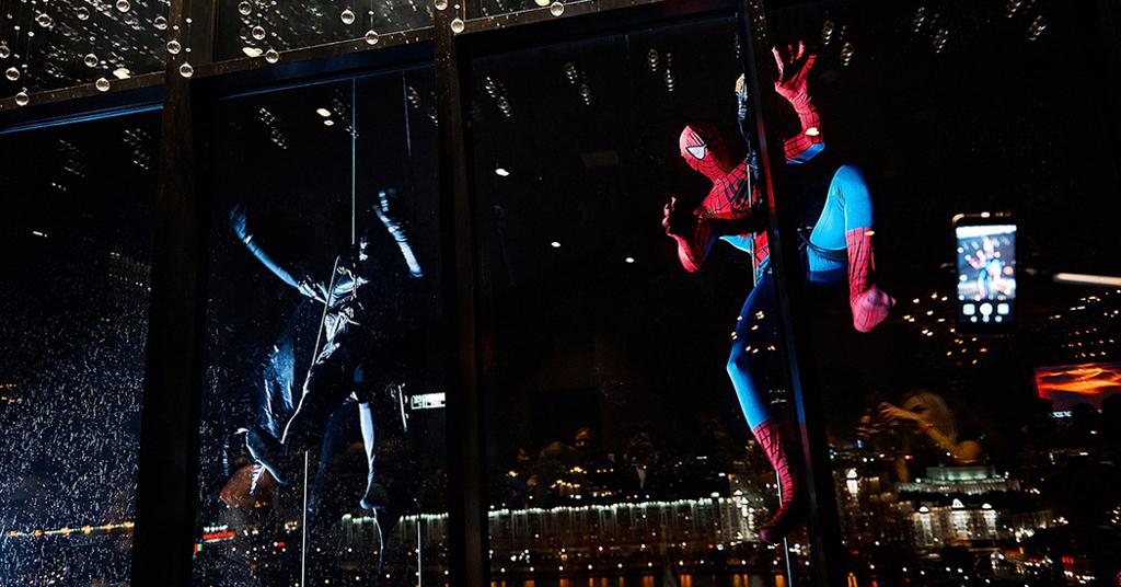 SuperHero Party в DoubleTree by Hilton 1