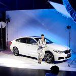 BMW 6 серии и показ Lorena Antoniazzi